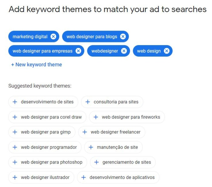 google keyword planner to help with backlinks