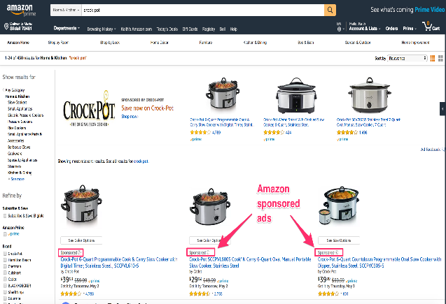 sponsored products can increase Amazon sales rank