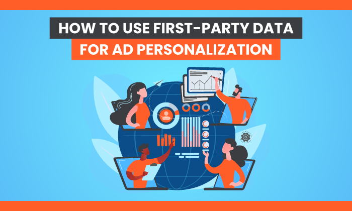 how to use first party data