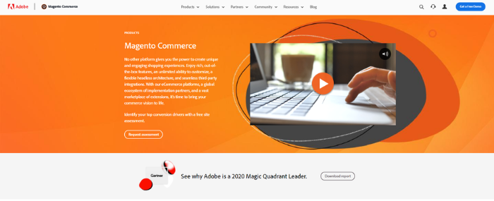 As an alternative to IaaS, PaaS providers such as Magento also offer ecommerce stores good options.