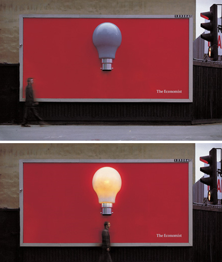 Tips for Successful Out of Home Advertising Campaign - The Economist