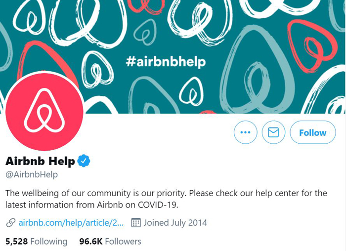 merge Facebook accounts - airbnb example