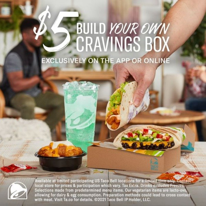 Example of Effective Food Ads - Taco Bell