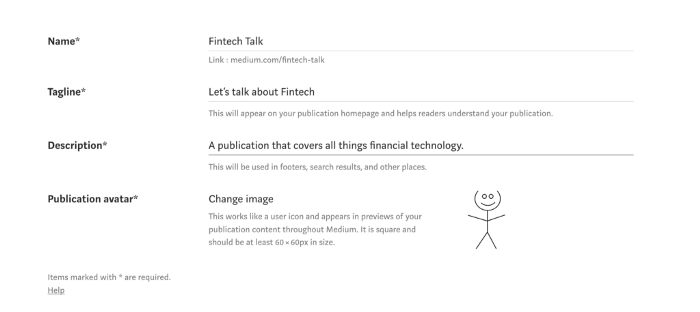 How to Create Ads on Medium - Identify Your Publication