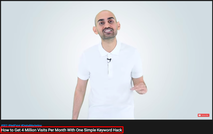 Tips and Strategies for Getting Listed in the YouTube Recommended Sections - Optimize Your Titles