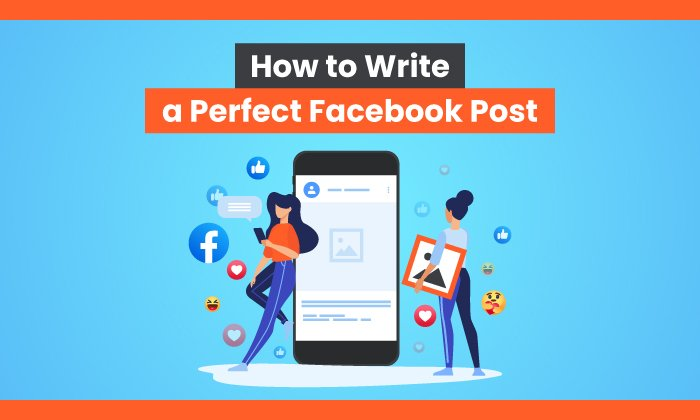 how to write the perfect fb post