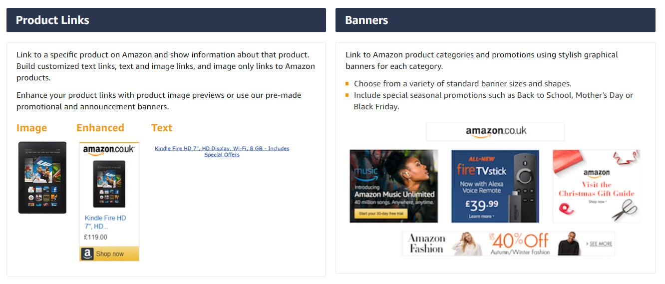 Product Links