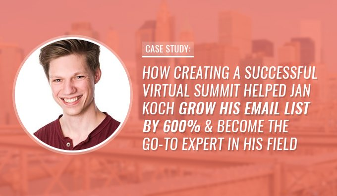 how to create virtual summit image: guide on monetizing a site with less than 1000 daily traffic