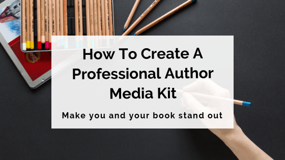 Strategies to Market a Book - Create a Blurb and Press Kit