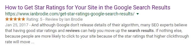 Tips for Writing Great Meta Descriptions - Implement Structured Data