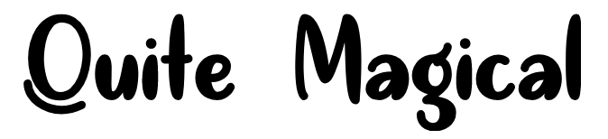 Graphic Design Example of Soft Font Typography