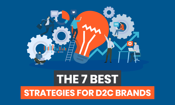 The 7 Best Strategies for D2C Brands